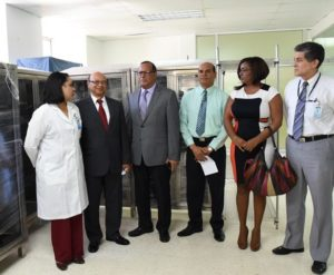SNS y el MSP entregan equipos para reforzar Programa de Bioseguridad en hospitales de seis provincias