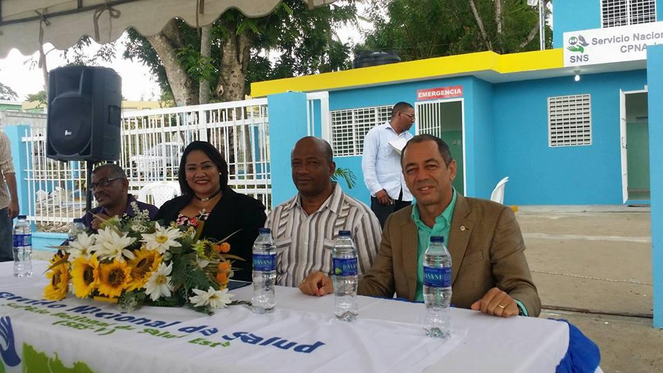 Regional de Salud Este recibe remodelado el Centro de Primer Nivel de Atención de Jalonga