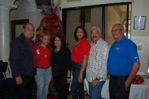 Servicio Regional de Salud Este da bienvenida a la Navidad