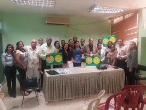 Dr. José Rodríguez Abreu entrega protocolo de obstetricia y ginecología a medicos de Hato Mayor y El Seíbo.