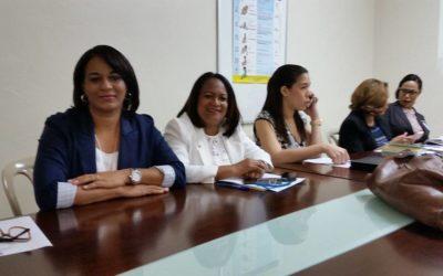 Servicio Regional de Salud Este realiza reunión con directores Provinciales de Salud de la región.