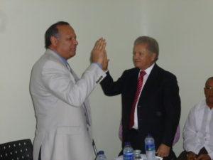 Dr. Virgilio Cedano asume la dirección del Servicio Regional de Salud Este