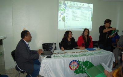 Equipo técnico del Servicio Regional de Salud Este se reúne con directivos de hospitales que pertenecían al IDSS.