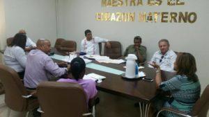 Dr. Virgilio Cedano se reúne con equipo de Salud de la provincia La Altagracia donde implementan estrategias para mejora de los mismos.