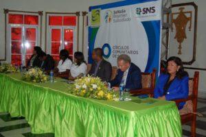 SENASA y Servicio Regional de Salud Este realizan lanzamiento de Círculos Comunitarios de Salud sobre pacientes Crónicos.