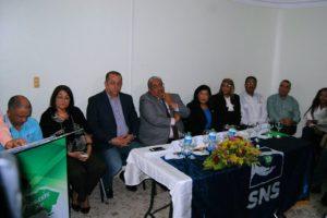 Juramentan a Derca Reyes como nueva directora Regional de Salud Este.