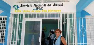 Servicio Regional de Salud Este entrega totalmente remozado Centro de Primer Nivel de Villa Hermosa La Romana.