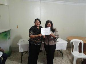 Dra. Derca Reyes encabeza acto de reconocimiento a madres del Servicio Regional de Salud Este.