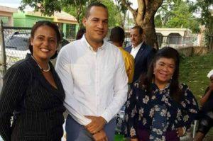 Dra. Derca Reyes participa en inauguración de nueva area pediátrica de hospital Luis N. Beras de Quisqueya.