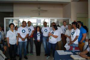 Servicio Regional de Salud Este y SENASA realizan con éxito jornada de Círculos Comunitarios en Salud.