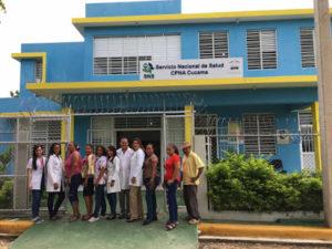 Gerencia de Área de Salud La Romana apertura centro de primer nivel en Cucama