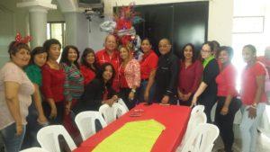 Regional de Salud Este da la bienvenida a la navidad.