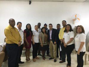 Dra. Derca Reyes se reúne con personal de Salud para trazar estrategia por festividad del día de La Altagracia