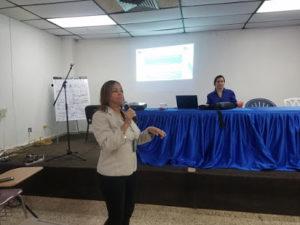 Imparten taller sobre habilitación de Servicios de Salud para hospitales de la región