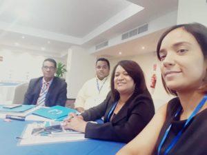Equipo SRS Este participa de taller de mejora en atenciones a recién nacidos con auspicio de USAID.