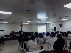Imparten taller sobre Hemorragia Obstetrica y Còdigo Rojo a equipos obstetricos de hospitales de region Este