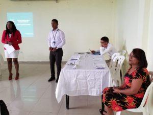 Imparten talleres sobre Seguridad Hospitalaria y Contingencia de Casos Febriles de Dengue