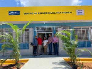 SRS Este recibe dos nuevos CPN en La Romana para ser puestos al servicio de la población