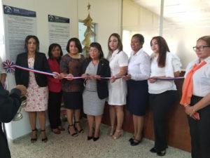 Inauguran oficina de Gestión al Usuario en hospital Jaime Oliver Pino de SPM