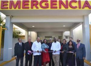 SNS inaugura hospital Francisco A. Gonzalvo de La Romana