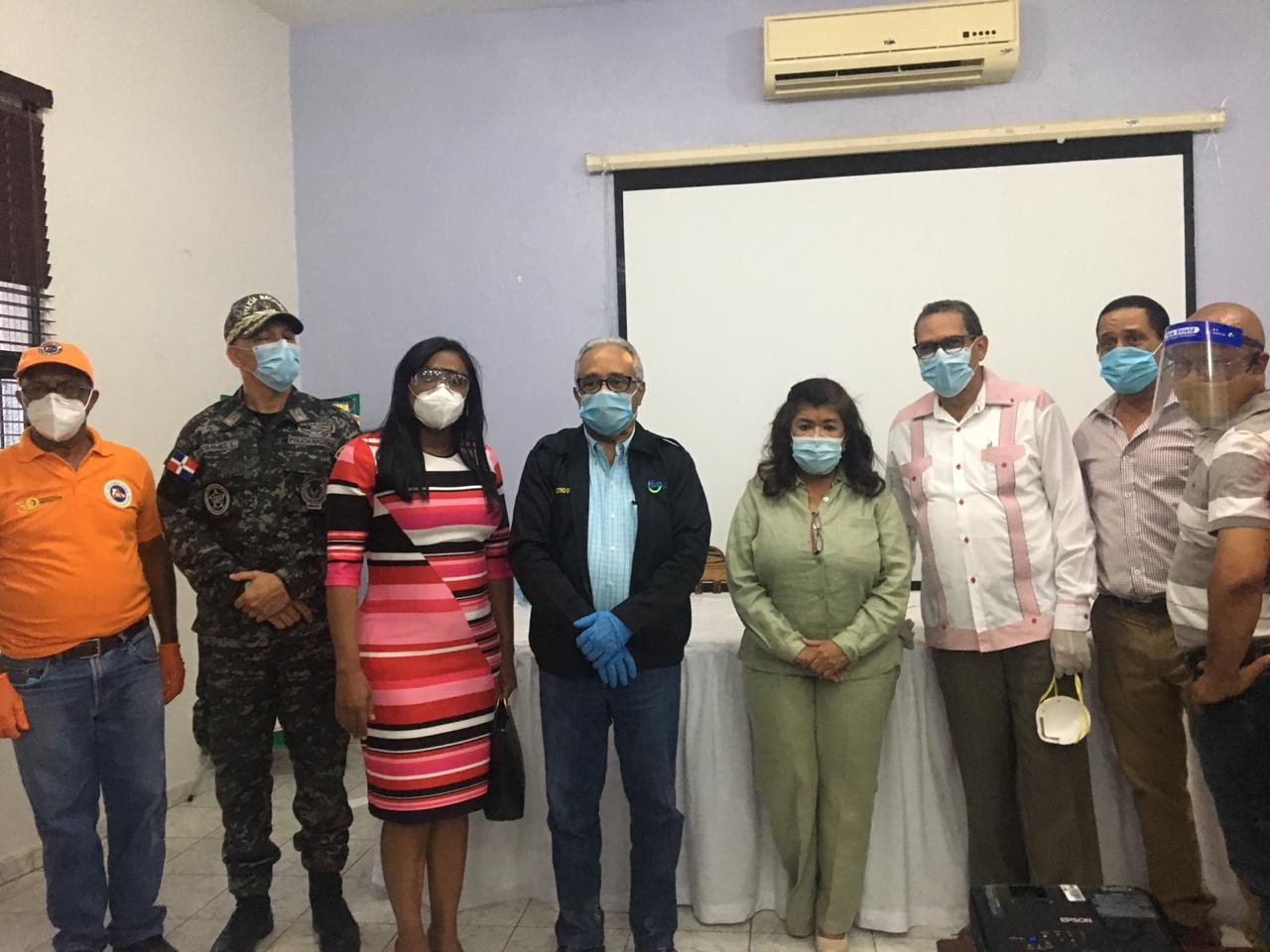 Ministro de Salud destaca labor del SRS Este en atenciones de pacientes Covid 19 en hospitales de esta región