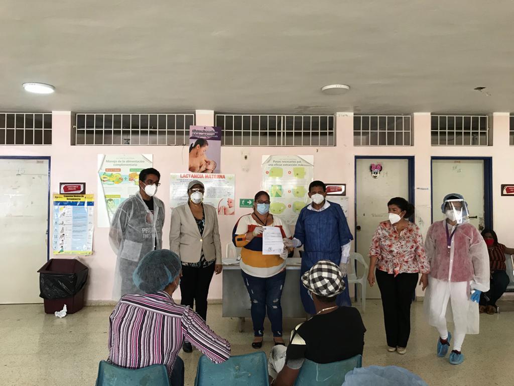 SNS nombra 101 colaboradores que estaban en nómina interna de hospital Antonio Musa de SPM