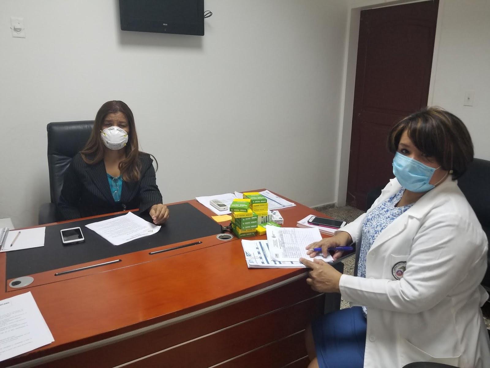 Dirección de hospital Jaime Oliver Pino aclara puntos sobre demanda del CMD