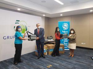 SRS Este recibe de UNICEF y Grupo Puntacana cuatro ventiladores para respuesta a COVID-19