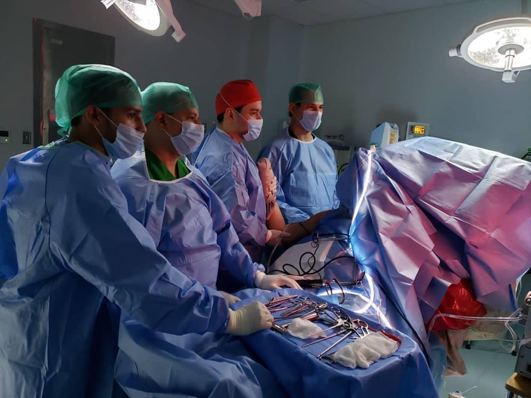 SNS inicia programa cubre materiales osteosíntesis para cirugías ortopédicas