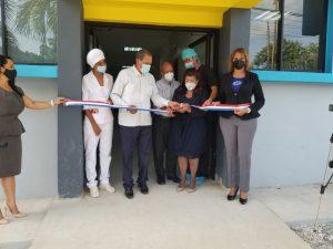 SNS inaugura Hospital Municipal Guaymate en La Romana
