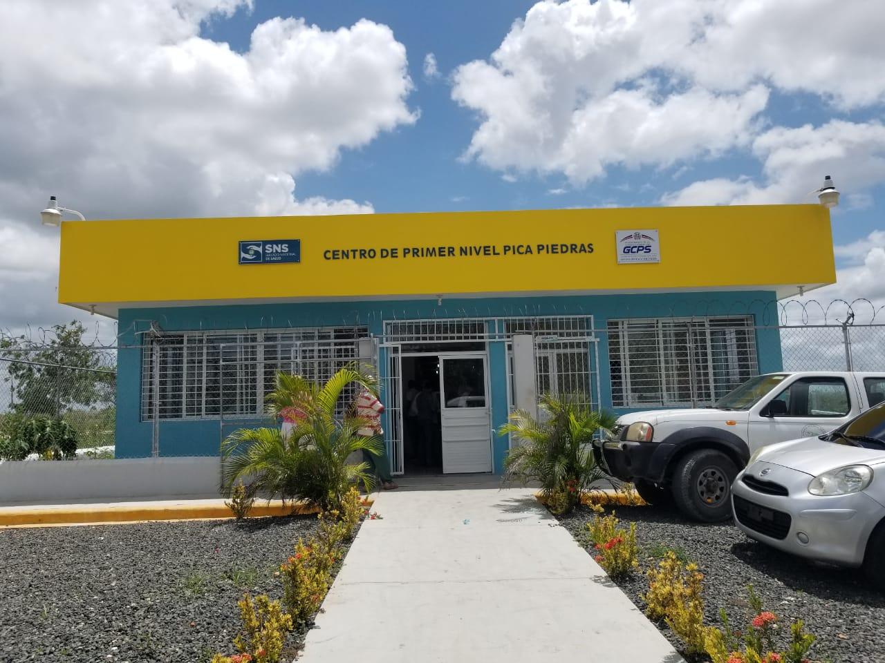 SNS pone en funcionamiento dos nuevos CPN en La Romana construidos por la Vicepresidencia