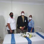 Licda. Bibian Cruz Castillo asume como coordinadora de Enfermería en SRS Este