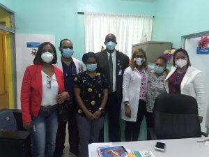 Director Regional de Salud Este sostiene encuentro con ejecutivos de Fundación Punta Cana