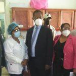 Dr. Pedro Claxton visita hospitales de La Romana e  Higuey  para conocer su situación