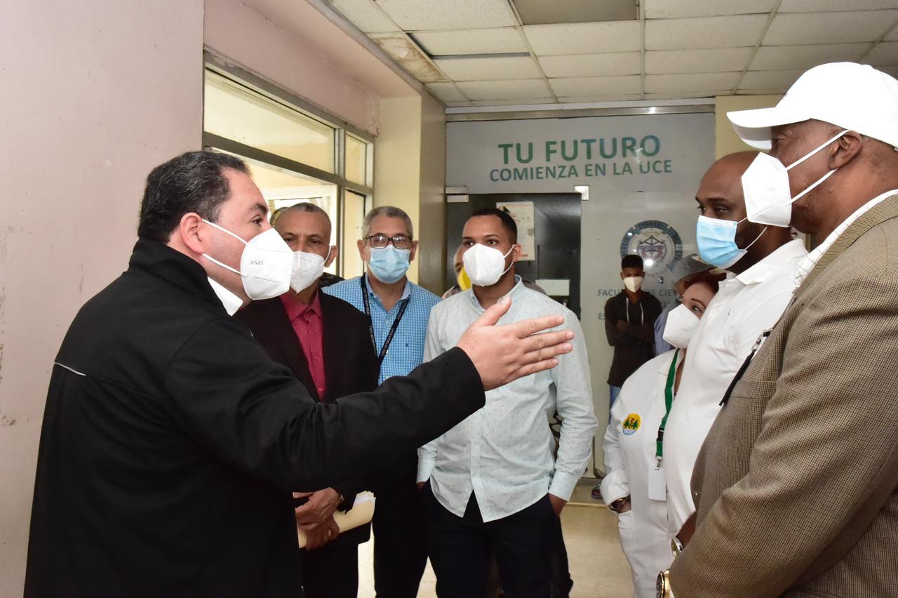 SNS habilitará servicio de Hemodiálisis en San Pedro de Macorís.