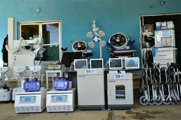Para fortalecer los Servicios  que llega a la población, SNS entrega más de RD$ 35 millones en equipos a hospitales del Este.