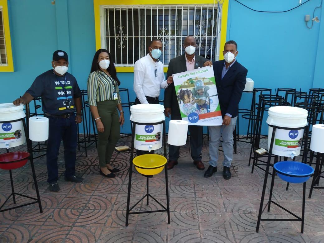 Director SRS Informa CSA y Wine to Water, Implementaran Programa de Lavado de Manos en UNAPsSPM para combatirCOVID19