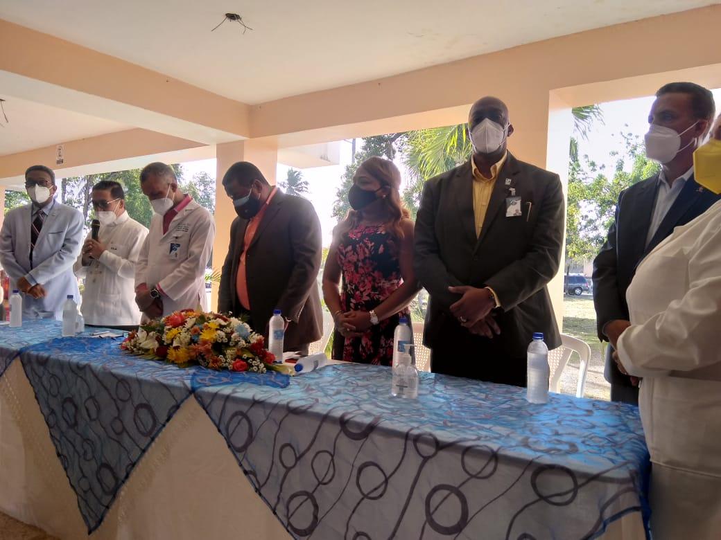 Autoridades inician jornada Vacúnate RD contra COVID-19 en San Pedro de Macorís