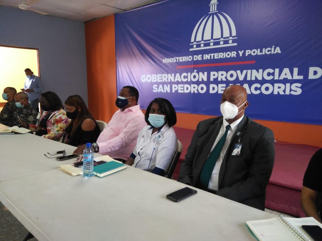 Autoridades de Salud anuncian Puestos Fijos de Vacunación en SPM, en la Jornada Vacúnate RD Contra el Covid19