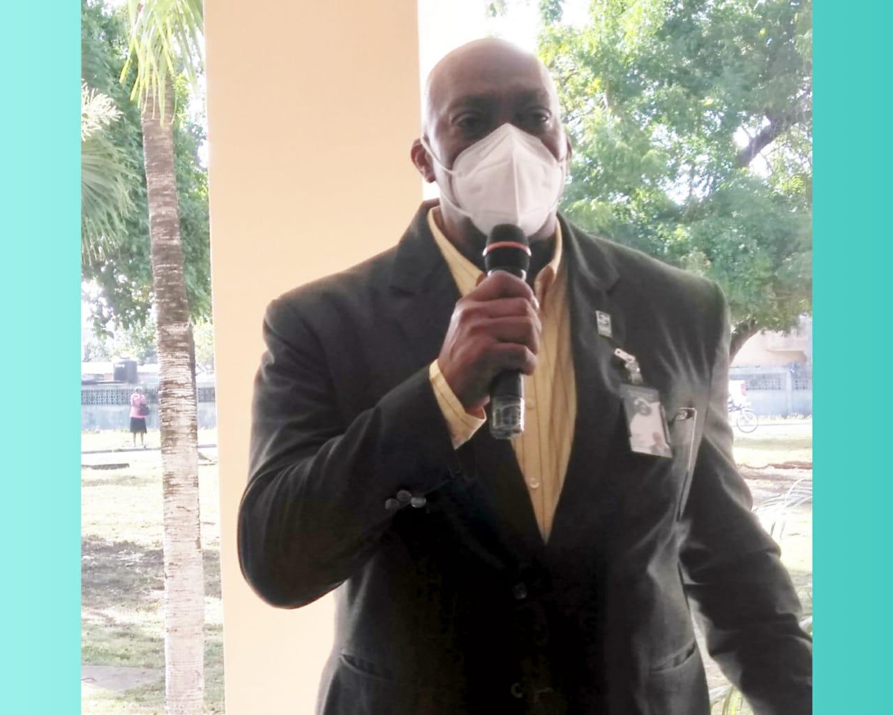 Director Regional Este de Salud llama a la población a mantener el distanciamiento Social para evitar contagios