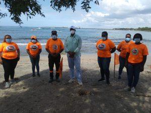 Director Regional Este de Salud visita Playas, Balnearios y Ríos este Domingo Santo
