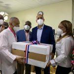 Indotel dona equipos tecnológicos a Hospital Regional Doctor Antonio Musa