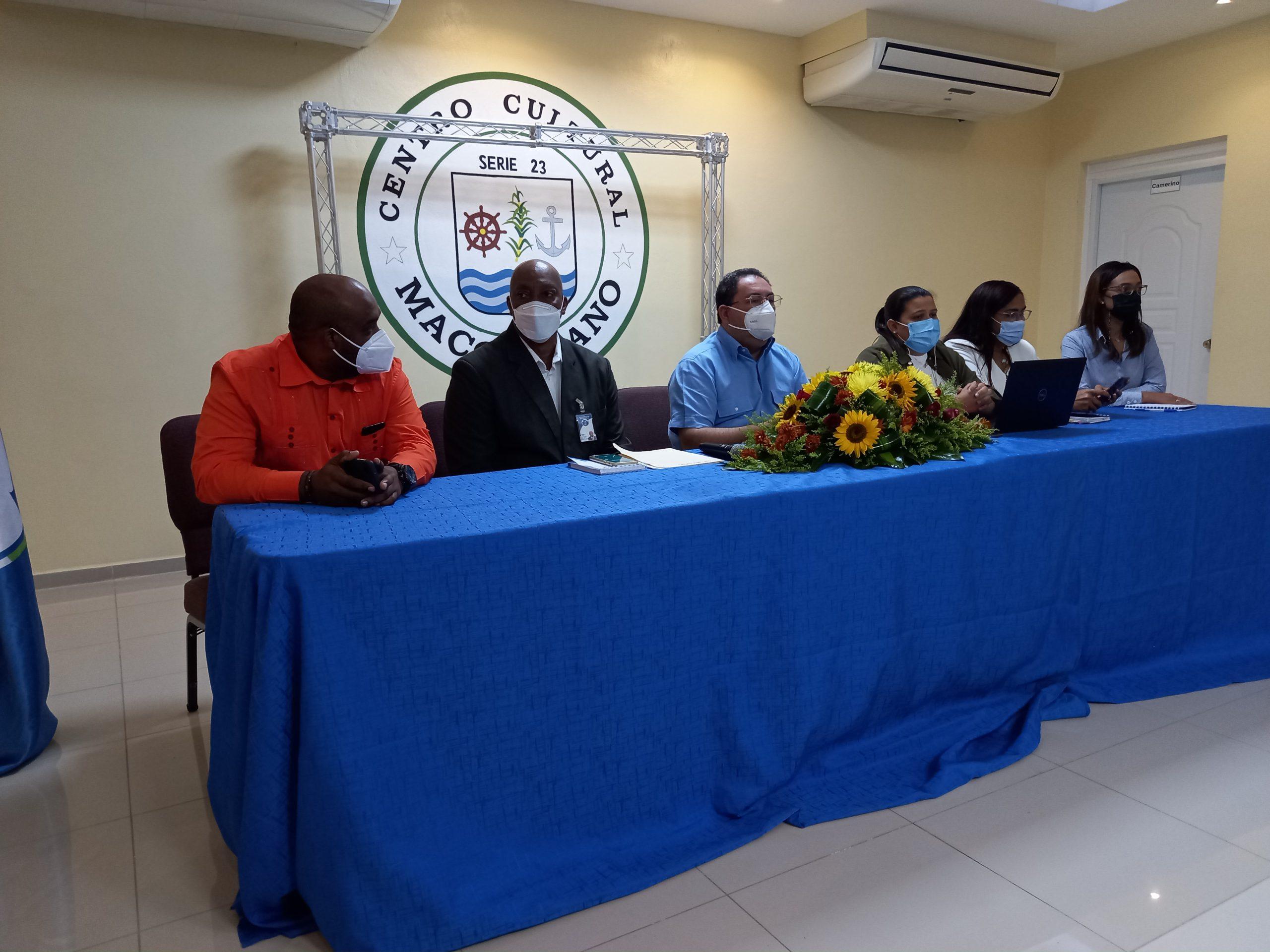 Socialización de los Hospitales del Servicio Regional Este