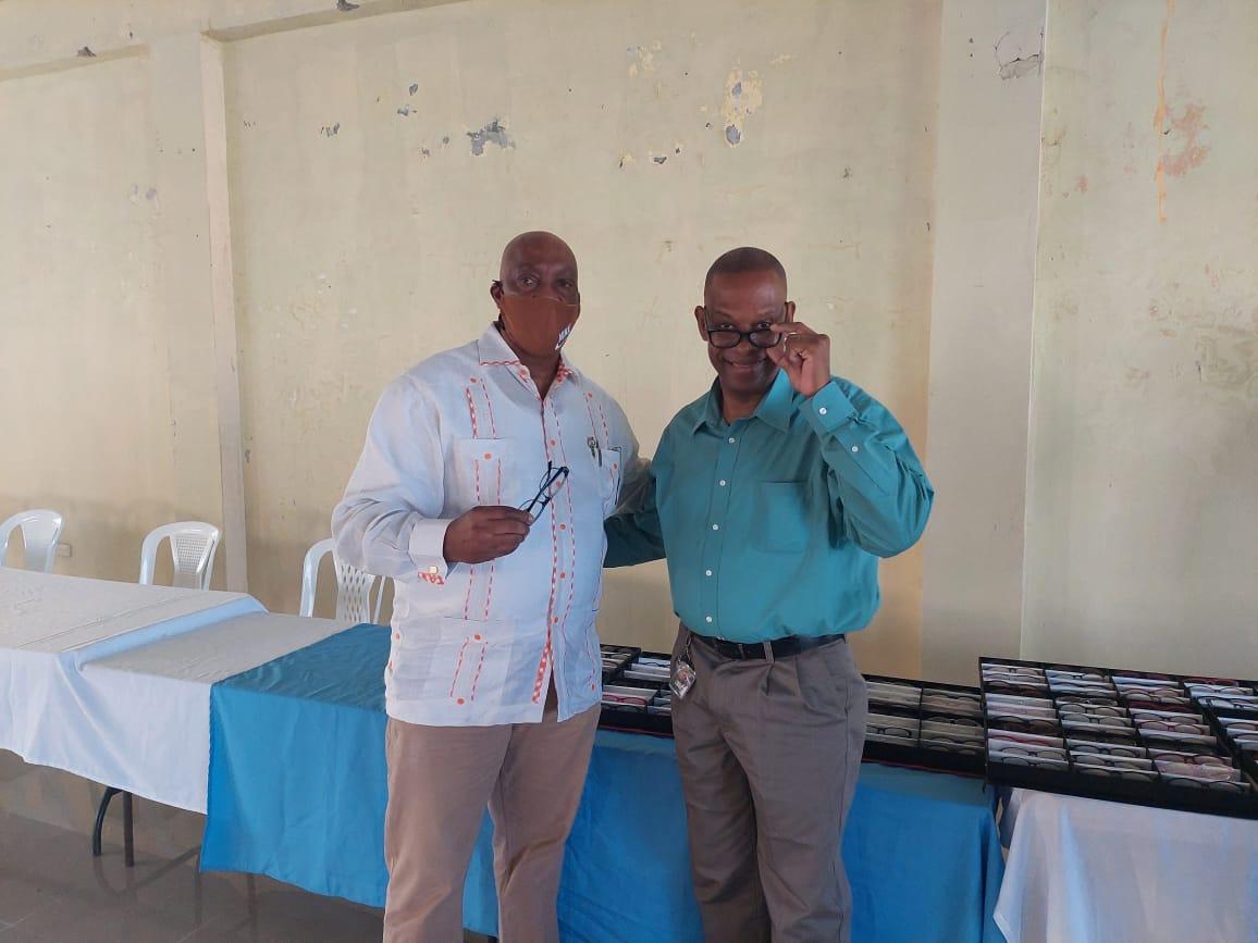 Director del SRS Este participa en Operativo Médico en el Municipio Consuelo.